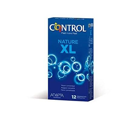Control Condom Nature Xl 12 pcs