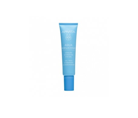 Apivita Aqua Beelicious Gel Hydratant Contour des Yeux Rafraîchissant Aqua 15ml