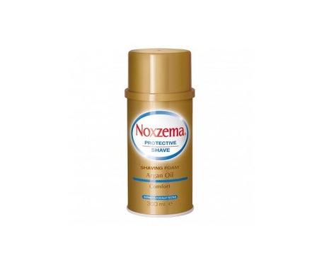 Noxzema Mousse de Rasage Protectrice Huile d'Argan 300