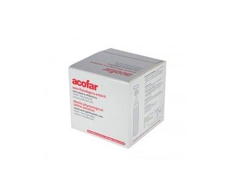 Solution saline nasale et ophtalmique à dose unique 5ml