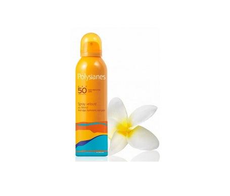 Polysianes Spray Velouté au Monoï SPF50 150 ml