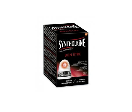 Syntholkine Roll-On De Massage 50 Ml