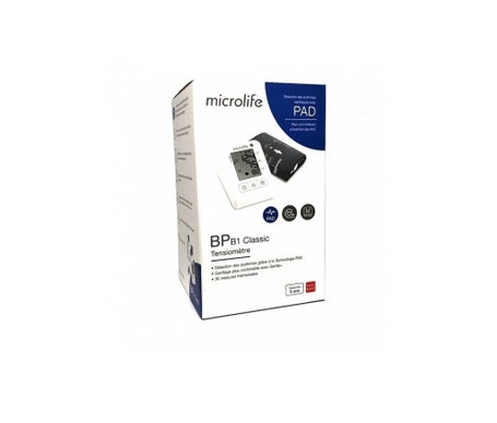 Microlife Tensiometro Braccia BP B1 1 Unità