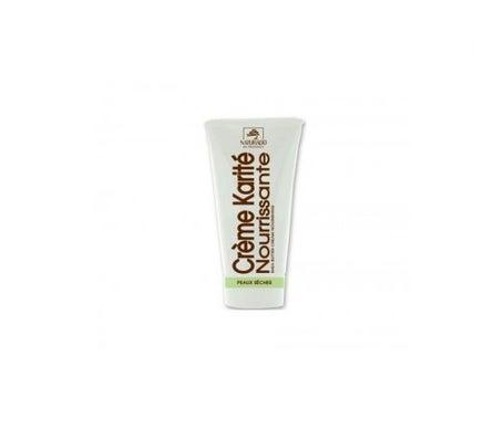 Naturado Crème faciale 15% beurre de karité pépins de raisin 100ml