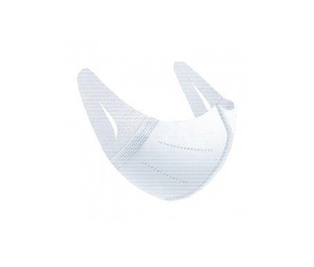 Seven Yu Masque Protection 3D KN95 10 unités