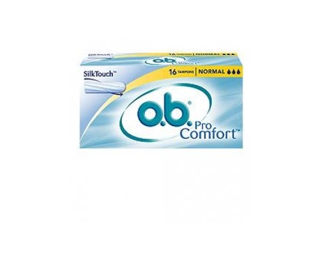 Ob Tampon Normal Pro Comfort 16 Tampons
