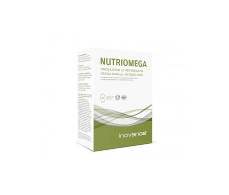 Ysonut Inovance NutriOmega 60 capsules