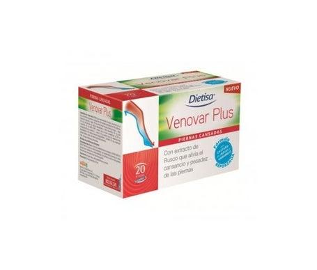 Dietisa Venovar 20 flacons