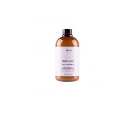 Nook Beauty Shampooing familial Sweet Relax 500ml