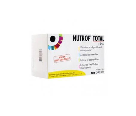 Théa Nutrof Total Visée Oculaire 180 capsules