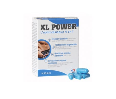 Labophyto XL Power 10 gélules