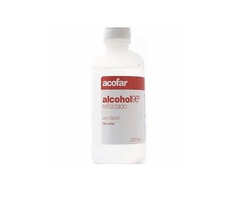 Alcool éthylique 96º renforcé 250ml