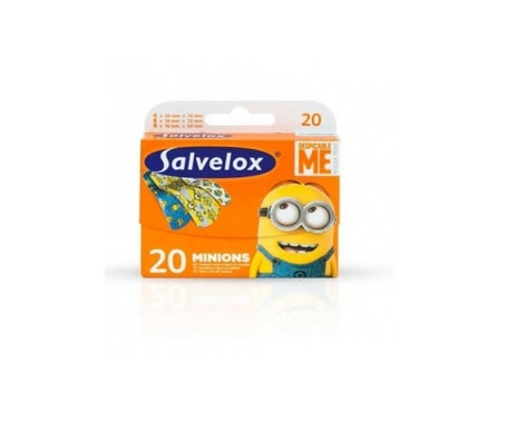 Salvelox Minions Dressings 20uds
