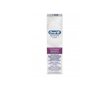 Oral B 3D White Luxe Perfection Accélérateur de Blancheur 75ml