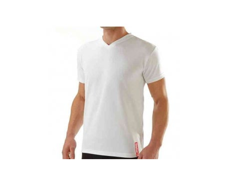 gibaud TShirt Homme Manches Courtes Blanc Large 1 Tee Shirt