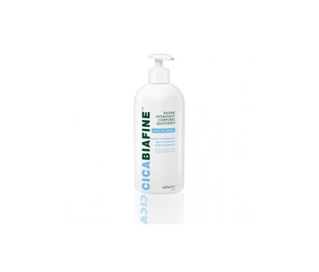 Biafine Cicabiafine Baume Hydratant Corporel Quotidien 400ml
