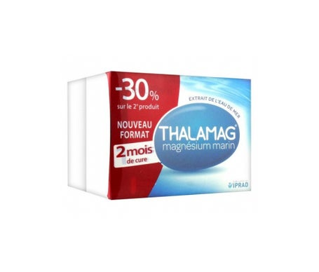 Iprad Thalamag Equilibre Offre Duo 2x60 gélules