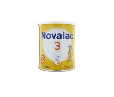 Novalac Lait Infantile de Croissance 800g