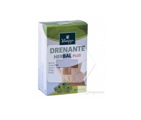 Kneipp Herb plus Drainage 60caps