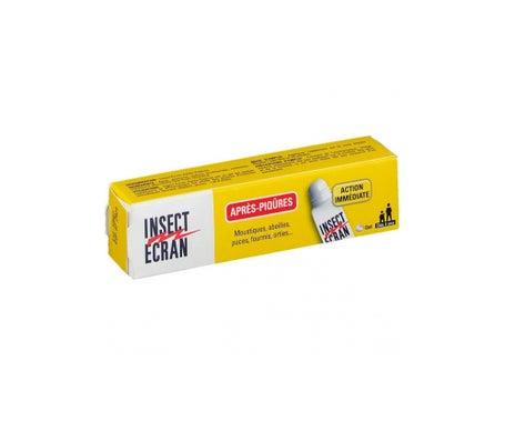 Insect Ecran - Gel Après Piqûres Action Immédiate Dès 3 Ans - Doctipharma