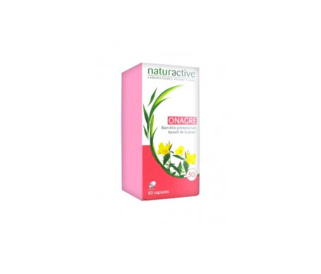 Naturactive Onagre 60 capsules