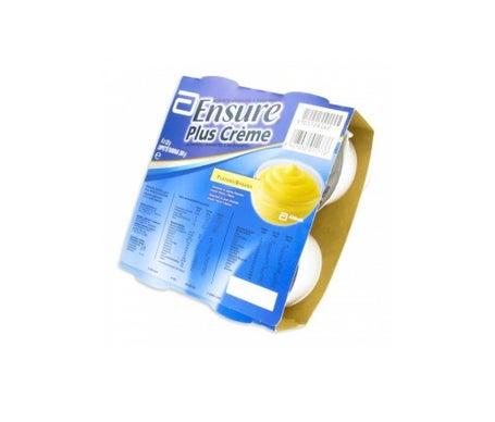 Plateaux à bananes crème Ensure Plus 125g x 4 pcs