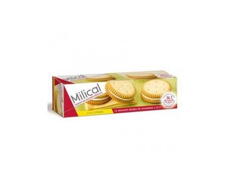 Milical - Biscuits Fourr's Citron