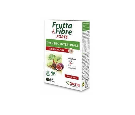 Fruits Et Fibres Forte 24 Comprimés
