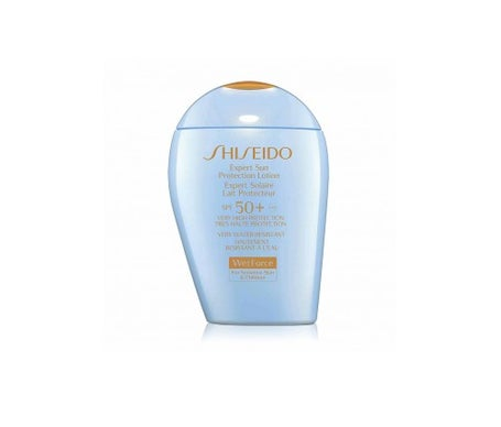 Shiseido Expert Sun Protection Lotion Protection Solaire Wetforce Spf50 100ml