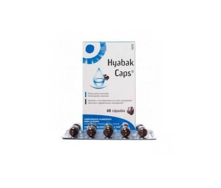 Hyabak 60caps