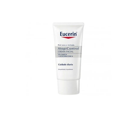 Eucerin Creme Visage Calmante 12% Oméga 50 ml