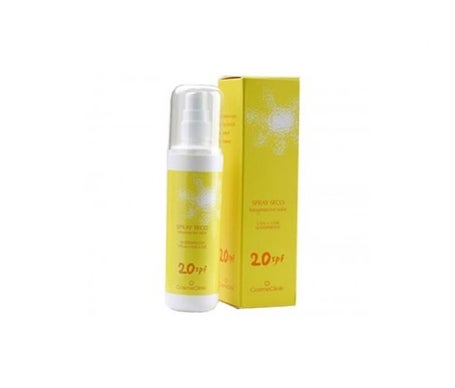 Cosmeclinik Photoprotecteur Spray sec SPF20+ 150ml