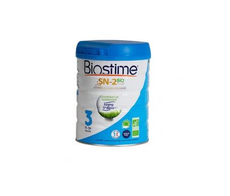 Biostime SN2 Bio Plus Lait en Poudre 3ème Âge 800g