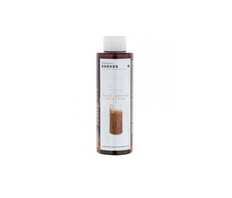 Korres Shampooing Cheveux Fins 250ml