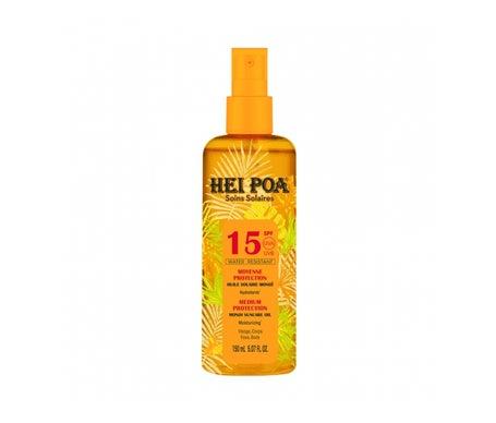 Hei Poa Monoi Huile Solaire 15SPF Spray 150ml