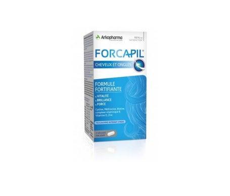 Arkopharma Forcapil Cheveux & Ongles 60 gélules