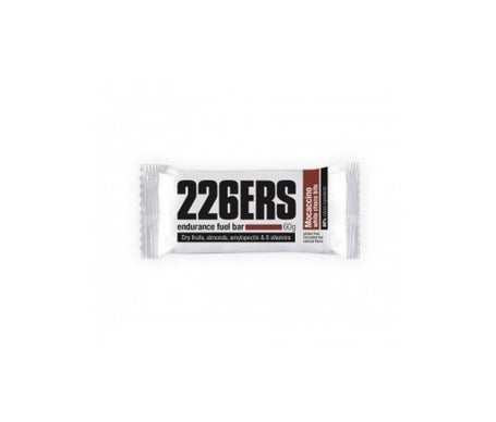 226ERS Endurance Fuel energy bar mocaccino 24uds 24uds