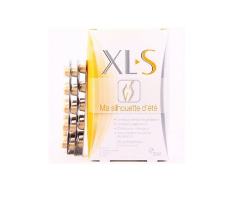 XLS Ma Silhouette d'Eté 30 comprimés