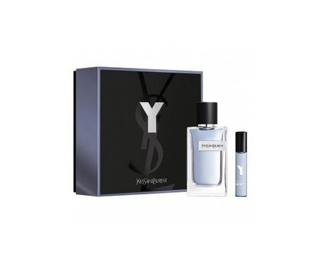 Yves Saint Laurent Y Eau De Toilette Y Eau De Toilette 100ml + Miniature