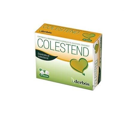 Derbos Colestend 60 Capsules