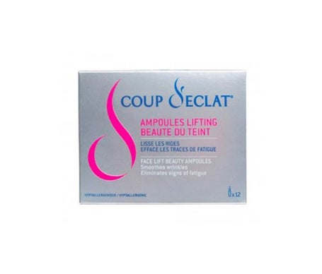 Coup D'Eclat Lifting 3 Ampoules