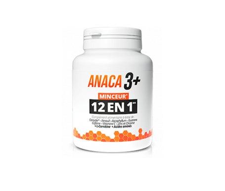 Anaca 3+ Minceur 12 En 1 120 Gélules 44,5g