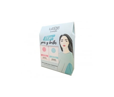 Lullage Pack Stop Pores and Shines