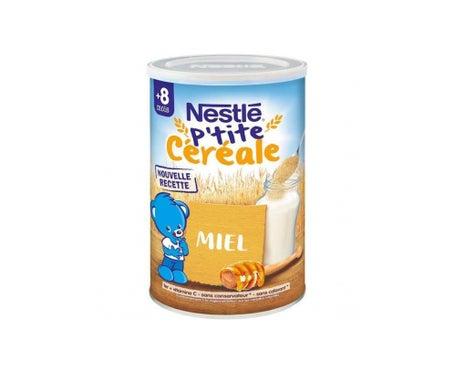 Nestle P'Tit Cereale Miel 400G
