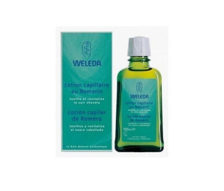 Weleda Lotion Capillaire Tonifiante 100 ml